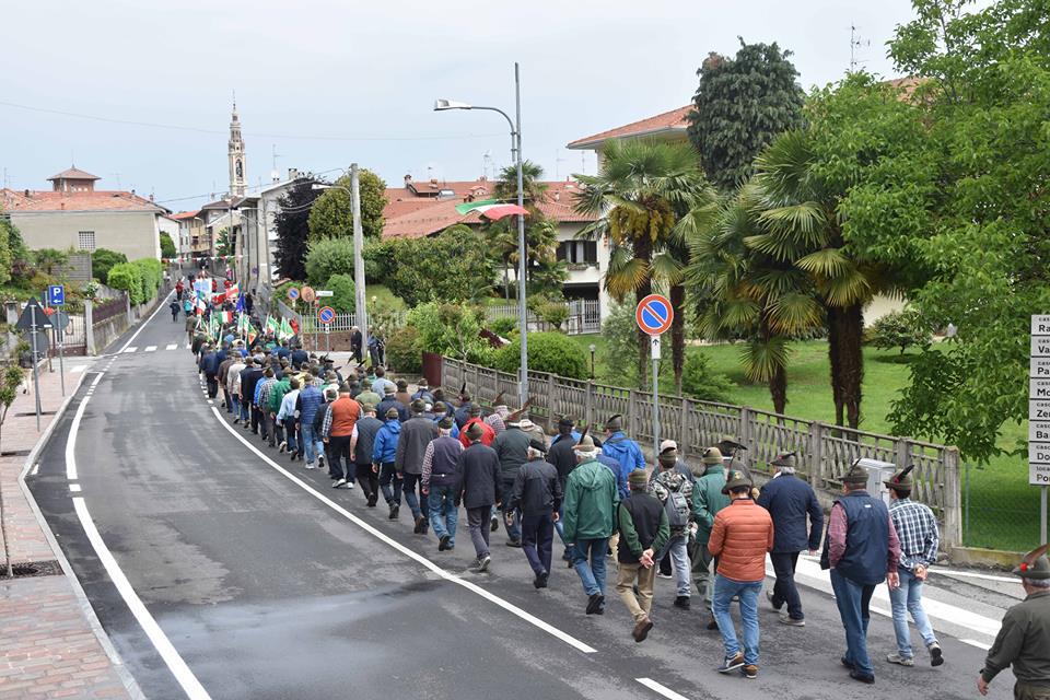 20 Maggio 2018 – Festa Gruppo Alpini Marano Ticino