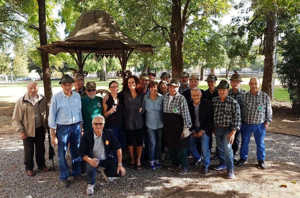 7 Ottobre 2018 – Castagnata Centro d'Incontro Villa Calini –