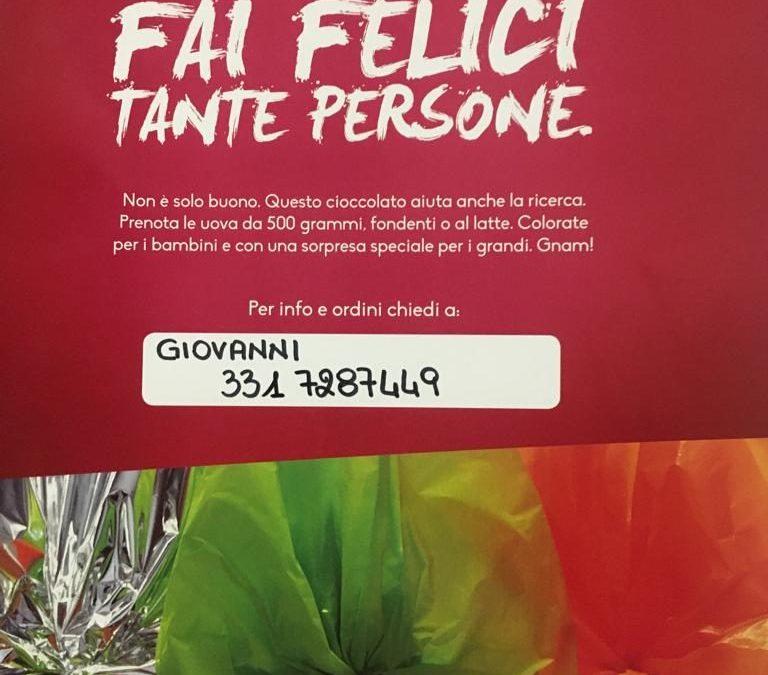 6 Aprile 2019 – Piazza Oleggio – Fai Felici Tante Persone