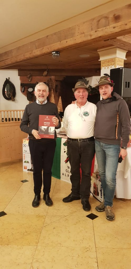 16 febbraio 2019 – Gemellaggio Gruppo Alpini di Oleggio con Gruppo Alpini Pieve di Cadore